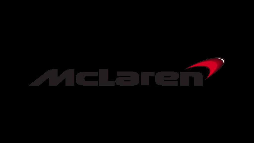 Эмблема Макларен