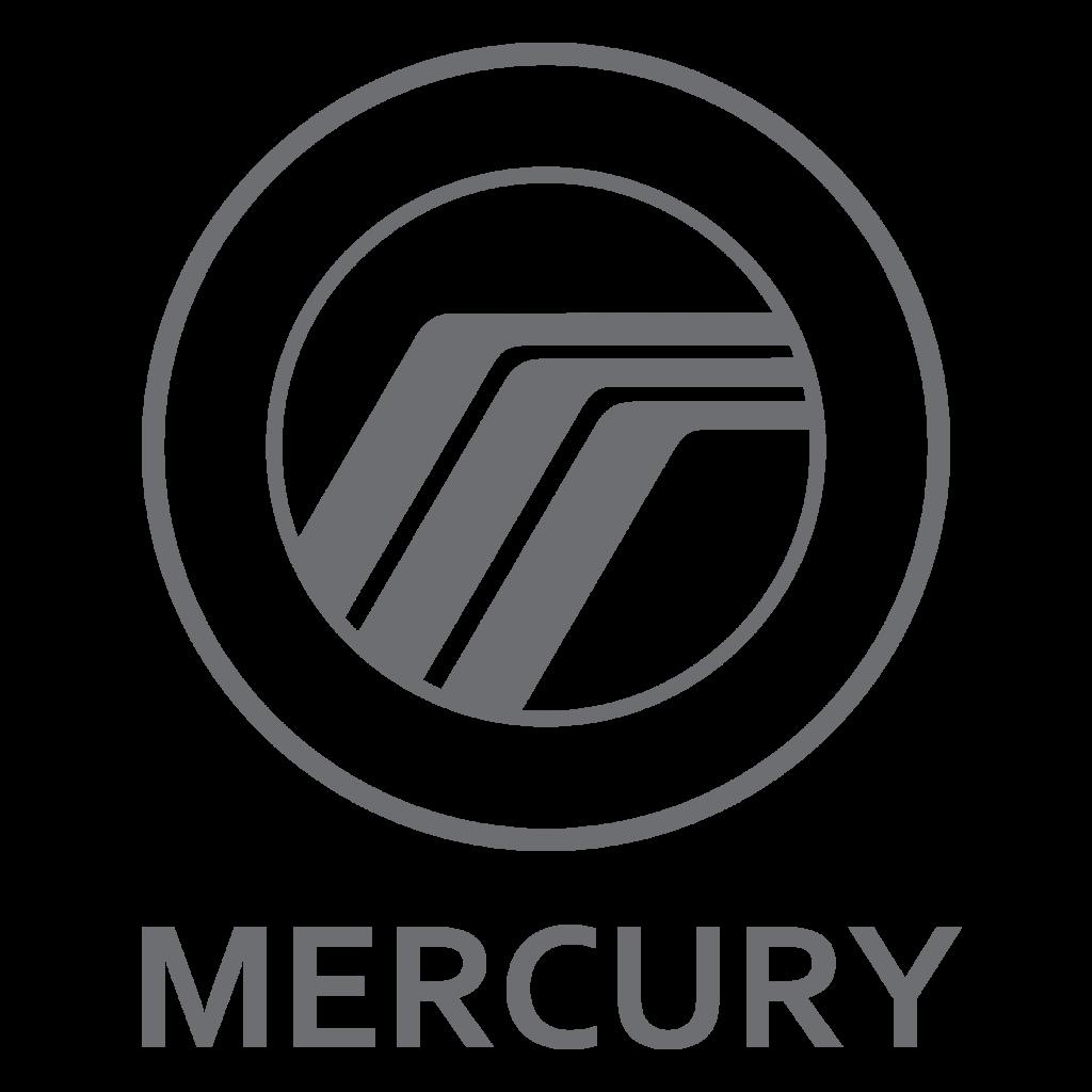 Логотип автомобиля Меркюри