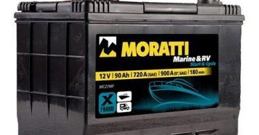 Аккумуляторы Moratti