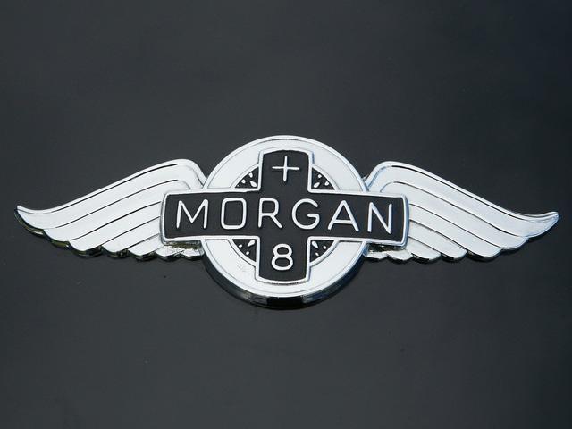 Значок Morgan