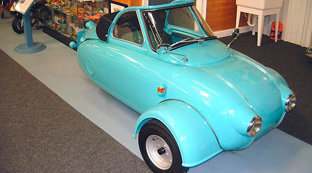 1957 Jurisch Motoplan