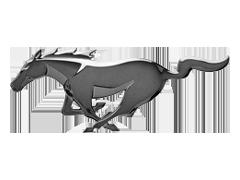 Логотип Mustang