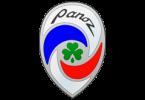 Логотип Panoz