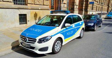 Полицейские автомобили мира