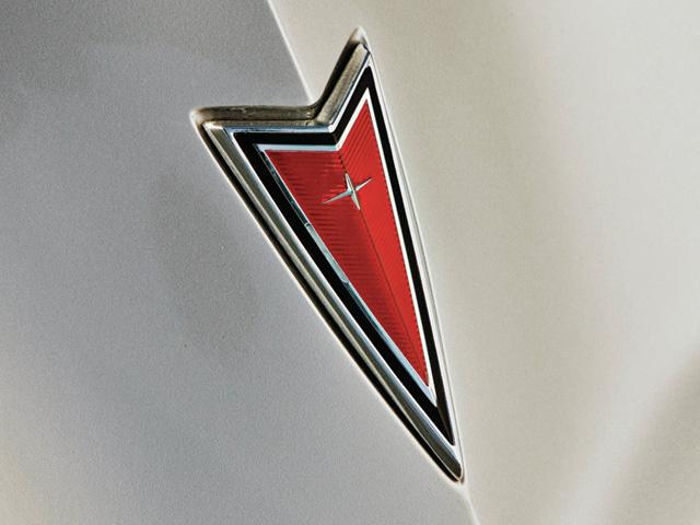 Значок Pontiac