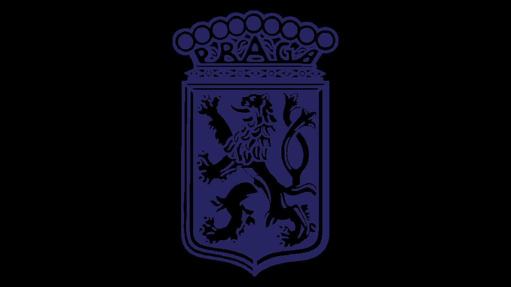Герб Прага (синий)