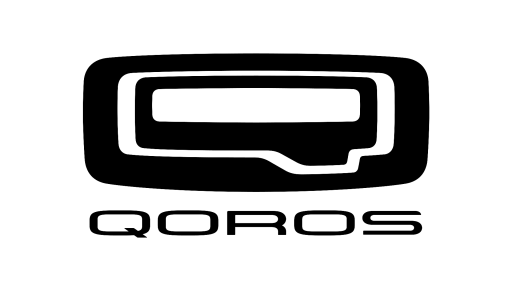 Эмблема Корос (черная)
