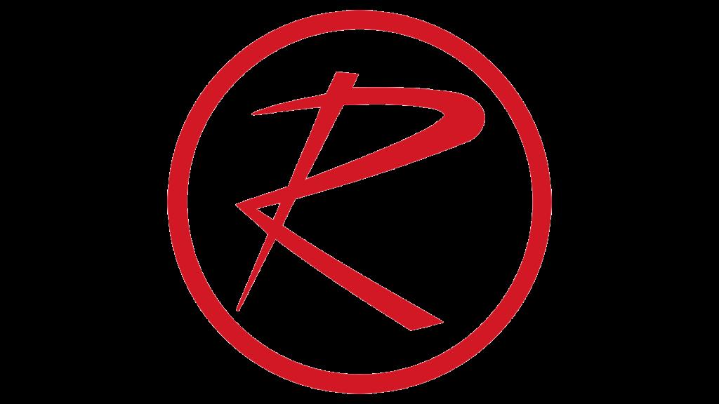 Логотип Рамблер (красный)