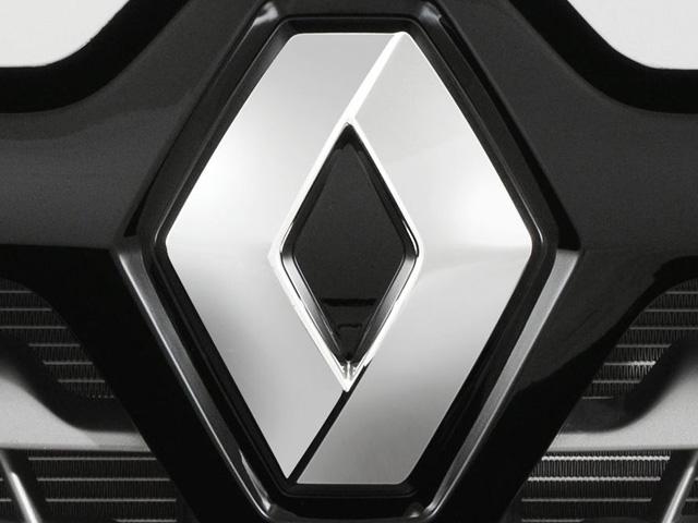 Значок Renault