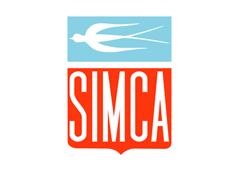 Логотип Simca