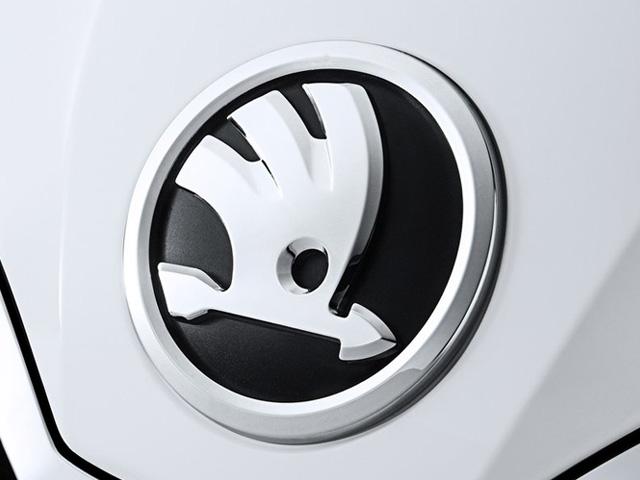 Эмблема Škoda