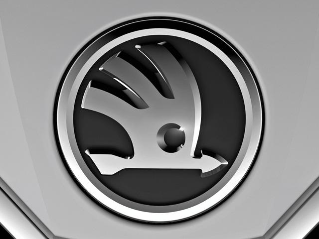 Лого Škoda