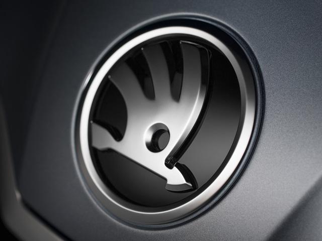 Значок Škoda