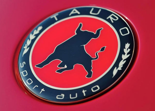 Эмблема Tauro Sport Auto