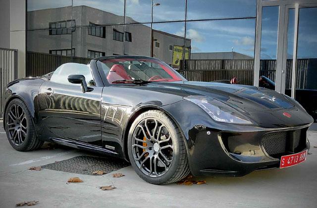 Автомобиль Tauro Sport Auto