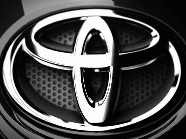 Знак Toyota