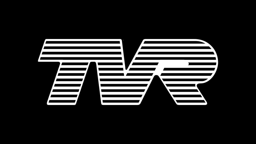Логотип TVR (старый)