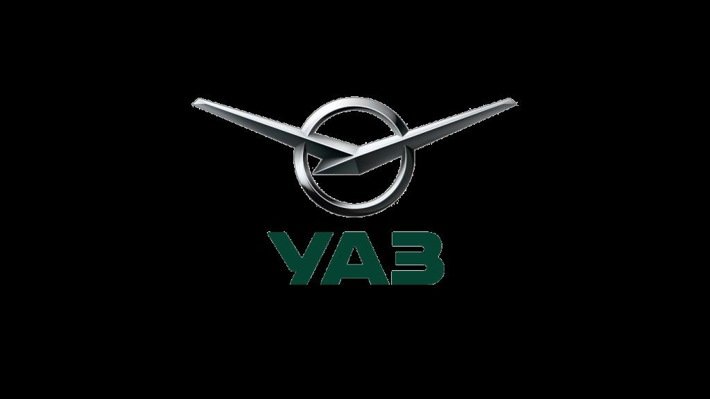 Логотип Ульяновского автомобильного завода (УАЗ)