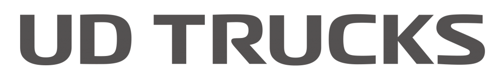 Текстовый логотип UD