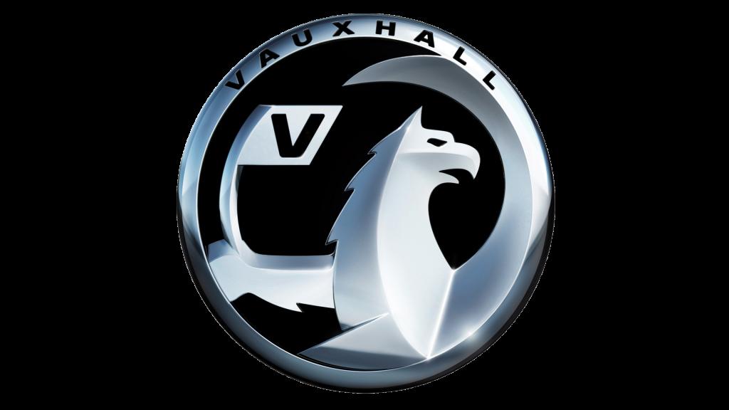 Эмблема Воксхолл (черная)