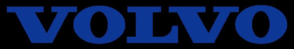 Текстовый логотип Вольво